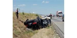 Kütahya Trafik Kazası Süreyya Radi Bilgiç İbrahim Uyanık Fatma Çelik 2